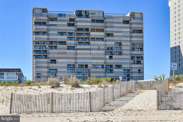 11604 Coastal Highway #509, OCEAN CITY, MD 21842 (#MDWO122168) :: Shamrock Realty Group, Inc