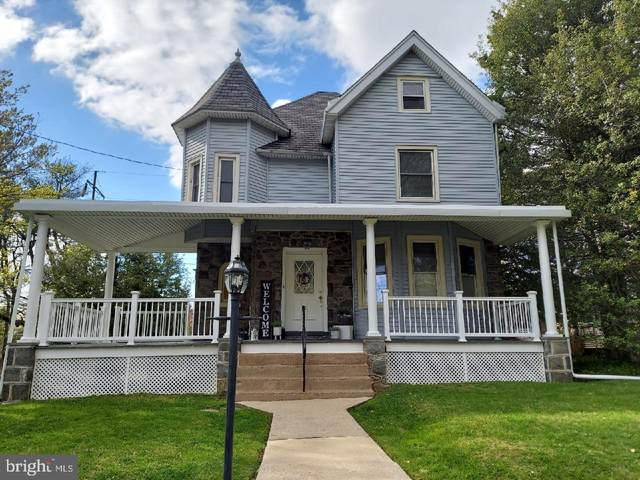 33 W Hinckley Avenue, RIDLEY PARK, PA 19078 (#PADE545166) :: Ram Bala Associates | Keller Williams Realty