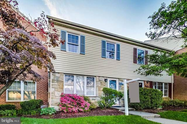 792 College Parkway #8, ROCKVILLE, MD 20850 (#MDMC756382) :: Bruce & Tanya and Associates