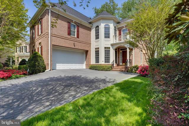 10078 Daniels Run Way, FAIRFAX, VA 22030 (#VAFC121422) :: Nesbitt Realty
