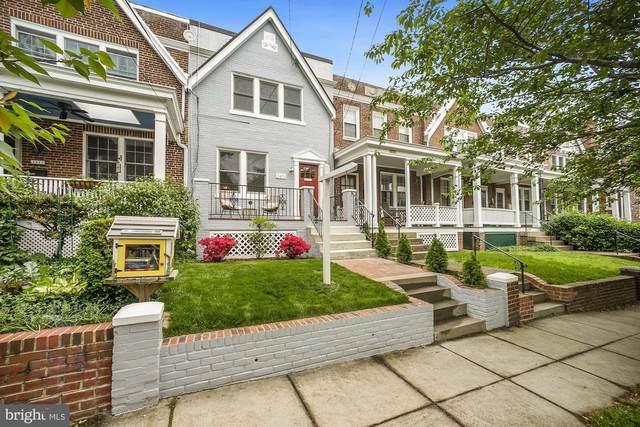 2411 Huidekoper Place NW, WASHINGTON, DC 20007 (#DCDC519924) :: Eng Garcia Properties, LLC