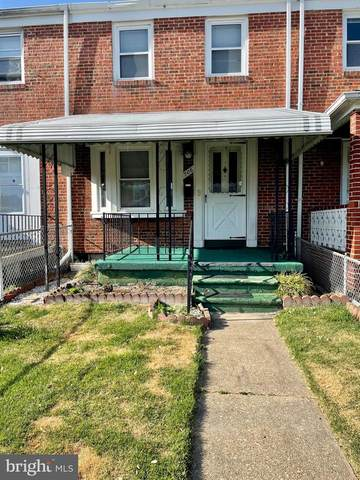 706 Middlesex Road, BALTIMORE, MD 21221 (#MDBC527766) :: The Riffle Group of Keller Williams Select Realtors