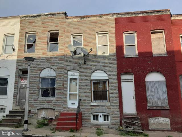 1711 N Regester Street, BALTIMORE, MD 21213 (#MDBA549466) :: The Dailey Group
