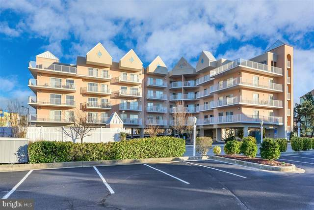 103 125TH Street #10800, OCEAN CITY, MD 21842 (#MDWO122178) :: Shamrock Realty Group, Inc