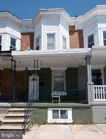 1658 Gorsuch Avenue, BALTIMORE, MD 21218 (#MDBA549474) :: Dart Homes