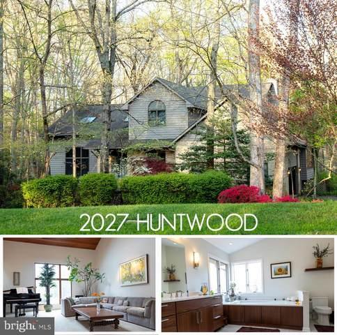 2027 Huntwood Drive, GAMBRILLS, MD 21054 (#MDAA467010) :: McClain-Williamson Realty, LLC.