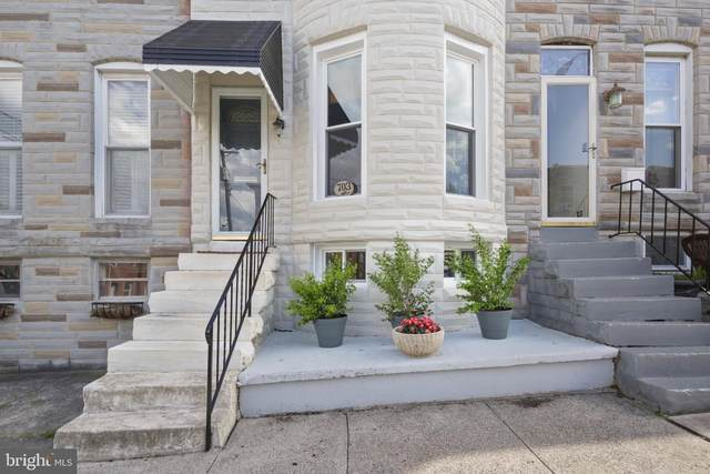 703 Berry Street, BALTIMORE, MD 21211 (#MDBA549476) :: ExecuHome Realty