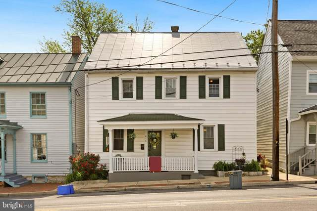 414 S Cameron Street, WINCHESTER, VA 22601 (#VAWI116126) :: The Mike Coleman Team