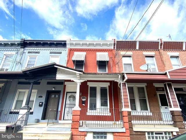 1121 W Dauphin Street, PHILADELPHIA, PA 19133 (#PAPH1013198) :: Keller Williams Realty - Matt Fetick Team