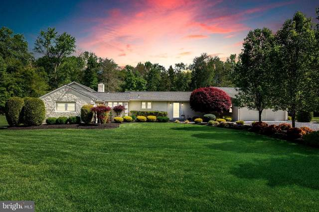 501 Taunton Lake Road, MARLTON, NJ 08053 (#NJBL396856) :: McClain-Williamson Realty, LLC.