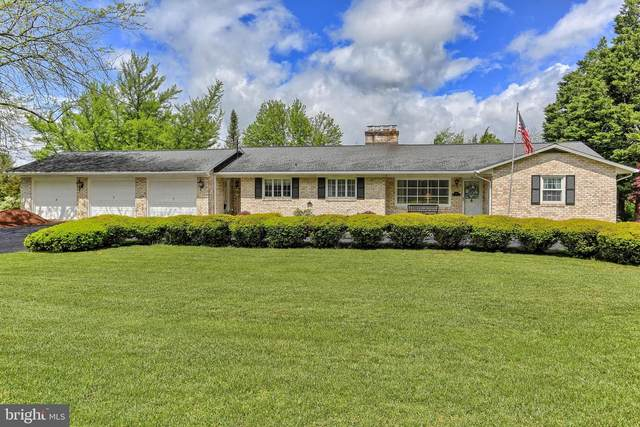 95 Herrs Ridge Road, GETTYSBURG, PA 17325 (#PAAD115968) :: The Team Sordelet Realty Group