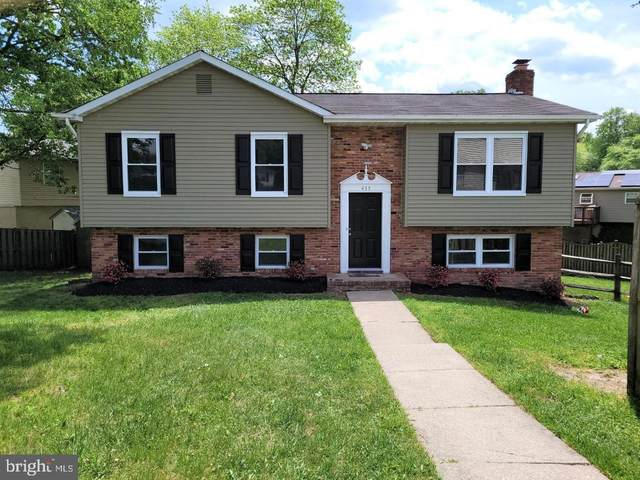 435 Williamstowne Court, MILLERSVILLE, MD 21108 (#MDAA467022) :: EXIT Realty Enterprises