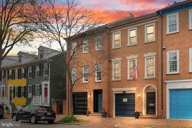 209 N Pitt Street, ALEXANDRIA, VA 22314 (#VAAX259276) :: Dart Homes