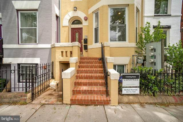 3219 11TH Street NW #1, WASHINGTON, DC 20010 (#DCDC519972) :: Network Realty Group