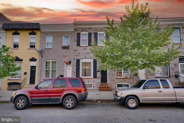 3300 Leverton Avenue, BALTIMORE, MD 21224 (#MDBA549504) :: Berkshire Hathaway HomeServices McNelis Group Properties