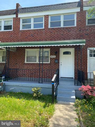 4123 Townsend Avenue, BALTIMORE, MD 21225 (#MDBA549510) :: ExecuHome Realty
