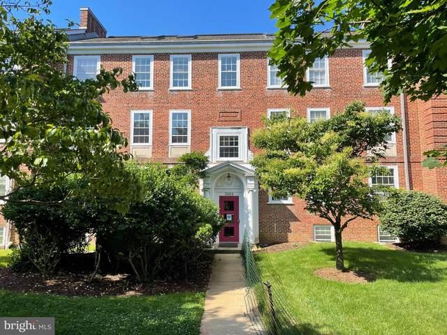 3864 Porter Street NW D364, WASHINGTON, DC 20016 (#DCDC519982) :: BayShore Group of Northrop Realty