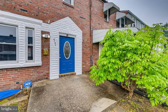 4121 Kinsway, BALTIMORE, MD 21206 (#MDBA549514) :: The Riffle Group of Keller Williams Select Realtors