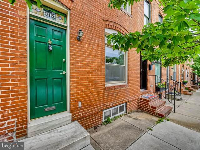 915 S Bouldin Street, BALTIMORE, MD 21224 (#MDBA549512) :: Corner House Realty