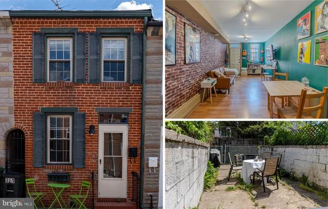 321 S Castle Street, BALTIMORE, MD 21231 (#MDBA549522) :: Bruce & Tanya and Associates