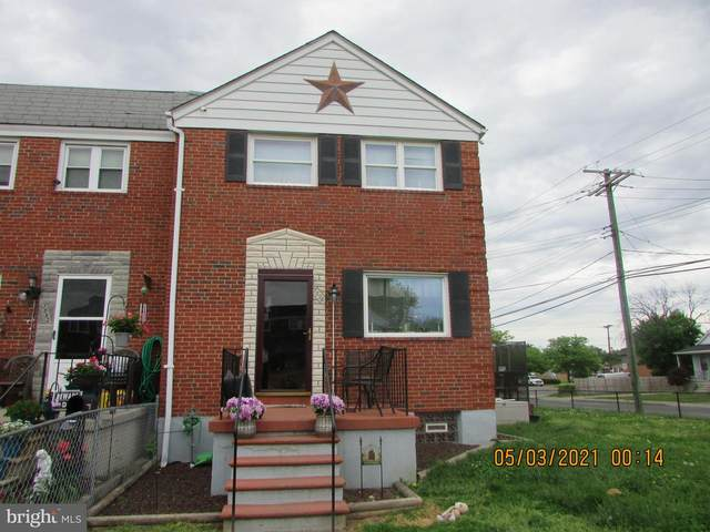 7894 Harold Road, BALTIMORE, MD 21222 (#MDBC527822) :: Corner House Realty