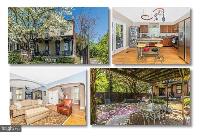 341 E 3RD Street, FREDERICK, MD 21701 (#MDFR281910) :: The Redux Group