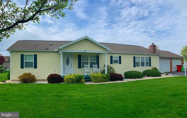 173 New Lane, CHAMBERSBURG, PA 17202 (#PAFL179638) :: The Craig Hartranft Team, Berkshire Hathaway Homesale Realty