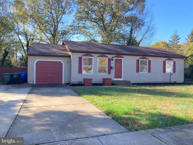 10 Cornell Road, GLASSBORO, NJ 08028 (#NJGL274998) :: Keller Williams Real Estate