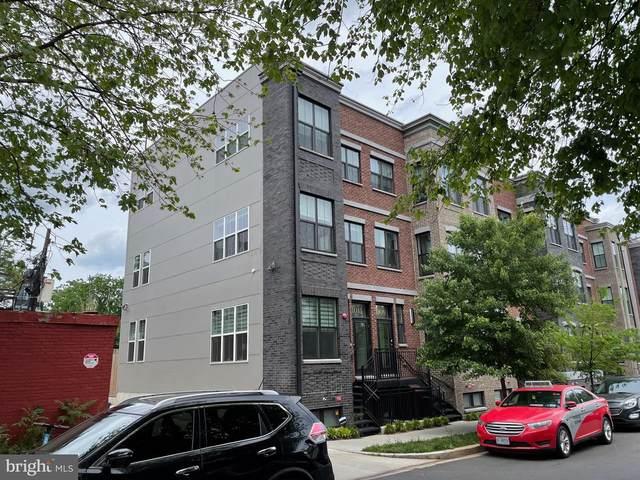 1011 Girard Street NW B, WASHINGTON, DC 20001 (#DCDC520012) :: Corner House Realty