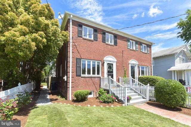 208 E Bellefonte Avenue, ALEXANDRIA, VA 22301 (#VAAX259286) :: Bruce & Tanya and Associates