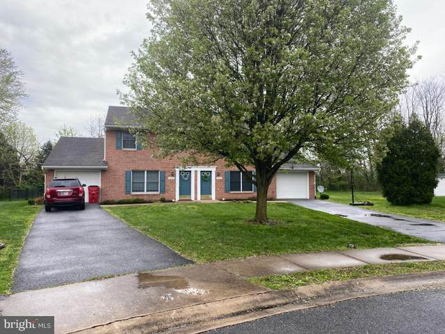 10149 Saint George Circle, HAGERSTOWN, MD 21740 (#MDWA179498) :: LoCoMusings