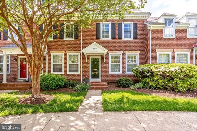 3412 S Stafford Street, ARLINGTON, VA 22206 (#VAAR180830) :: Dart Homes