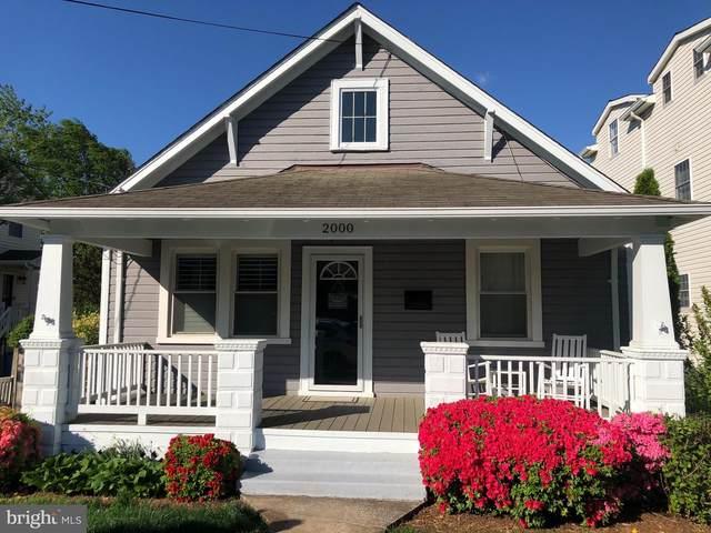 2000 N Culpeper Street, ARLINGTON, VA 22207 (#VAAR180832) :: Grace Perez Homes