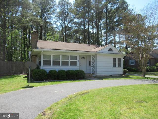 13 Hall Highway, CRISFIELD, MD 21817 (#MDSO104788) :: RE/MAX Coast and Country