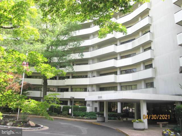 5300 Columbia Pike #706, ARLINGTON, VA 22204 (#VAAR180834) :: Jacobs & Co. Real Estate