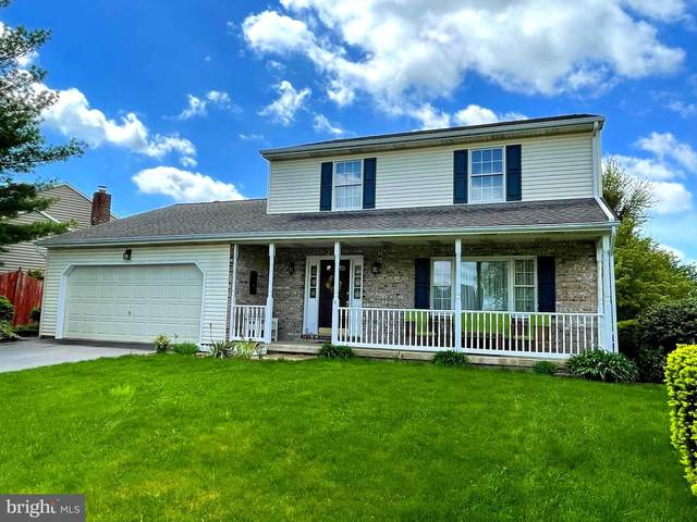 105 Perring Drive, DALLASTOWN, PA 17313 (#PAYK157682) :: Liz Hamberger Real Estate Team of KW Keystone Realty