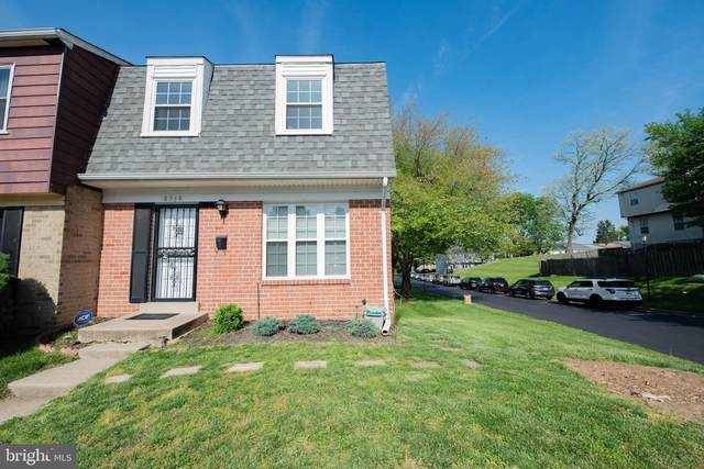 8948 Continental Place, LANDOVER, MD 20785 (#MDPG605324) :: The Riffle Group of Keller Williams Select Realtors