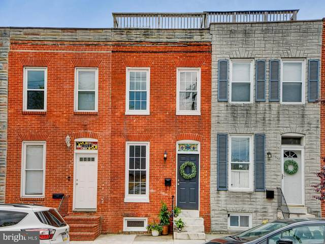 1509 E Clement Street, BALTIMORE, MD 21230 (#MDBA549546) :: New Home Team of Maryland