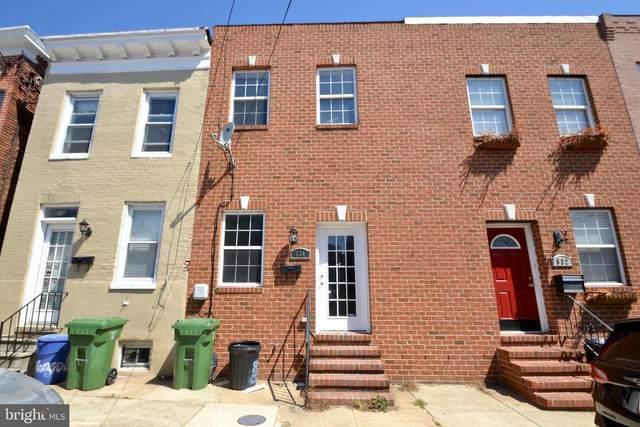834 Mangold Street, BALTIMORE, MD 21230 (#MDBA549550) :: Colgan Real Estate