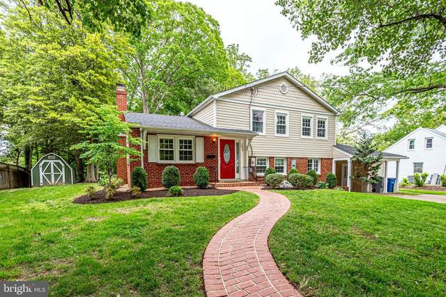 8519 Doter Drive, ALEXANDRIA, VA 22308 (#VAFX1198414) :: Crews Real Estate