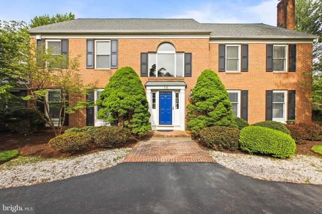 18 Foxcroft Drive, PRINCETON, NJ 08540 (MLS #NJME311866) :: The Sikora Group