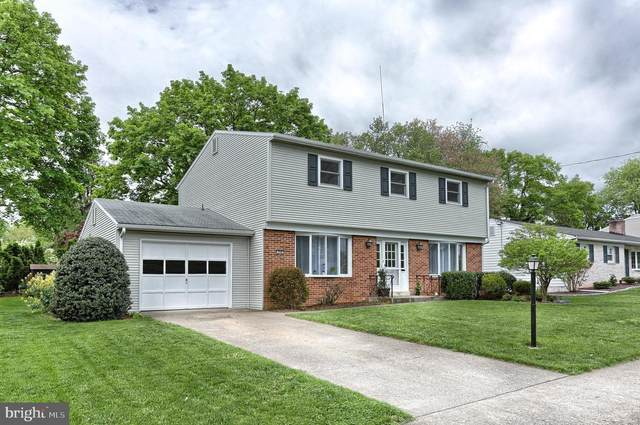 704 Henry Street, MECHANICSBURG, PA 17055 (#PACB134554) :: Iron Valley Real Estate