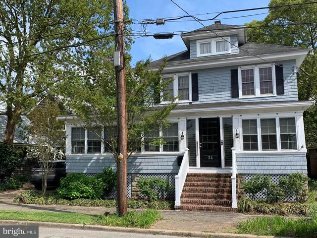 24 Pennsylvania Avenue, REHOBOTH BEACH, DE 19971 (#DESU182326) :: The Allison Stine Team