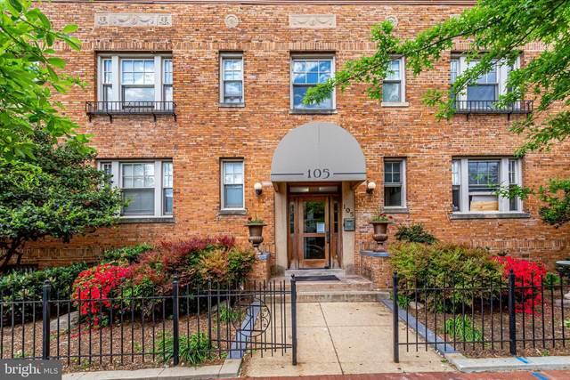 105 6TH Street SE #101, WASHINGTON, DC 20003 (#DCDC520040) :: AJ Team Realty