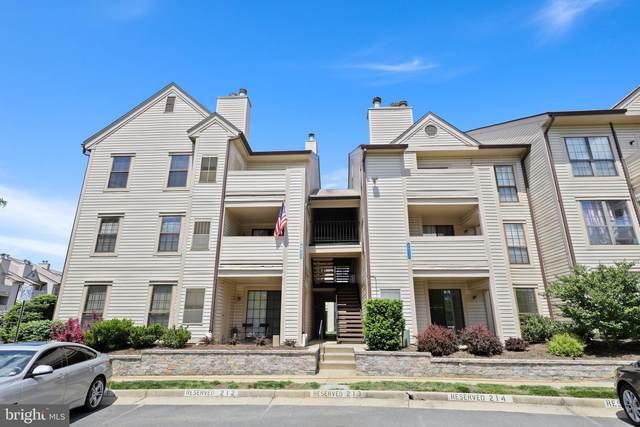 6913 Mary Caroline Circle B, ALEXANDRIA, VA 22310 (#VAFX1198430) :: The Putnam Group