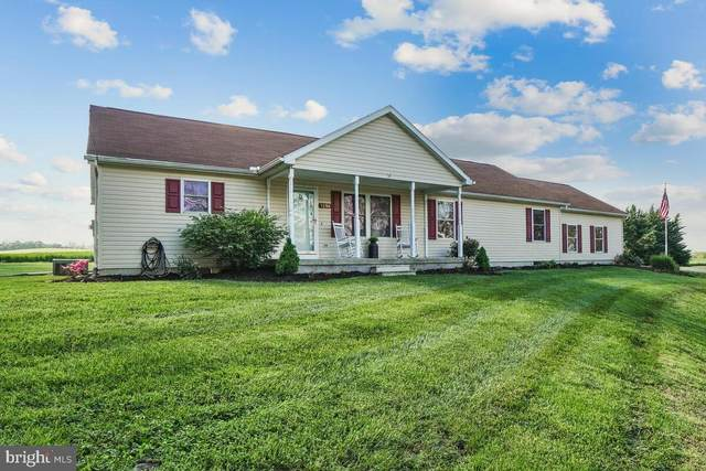 1550 Greenwood Church Road, NEW WINDSOR, MD 21776 (#MDCR204284) :: ExecuHome Realty