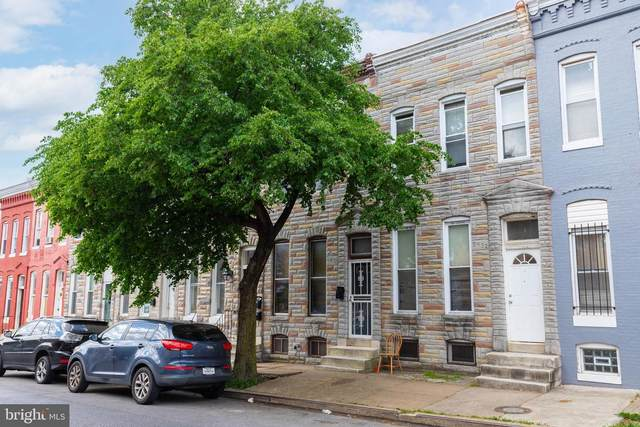 2430 Druid Hill Avenue, BALTIMORE, MD 21217 (#MDBA549564) :: Colgan Real Estate