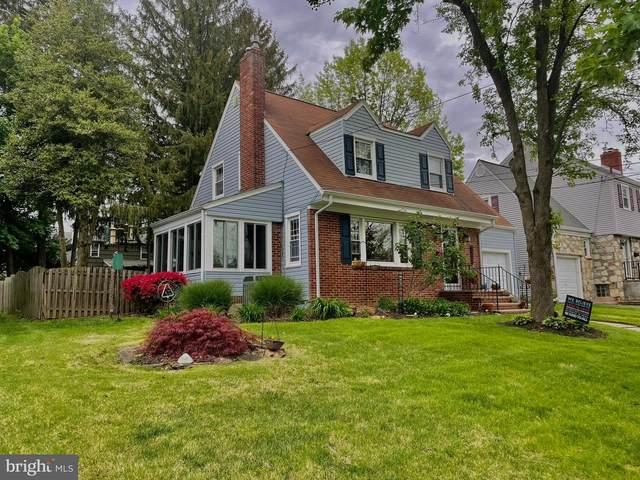 609 Latona Avenue, EWING, NJ 08618 (#NJME311872) :: Jason Freeby Group at Keller Williams Real Estate