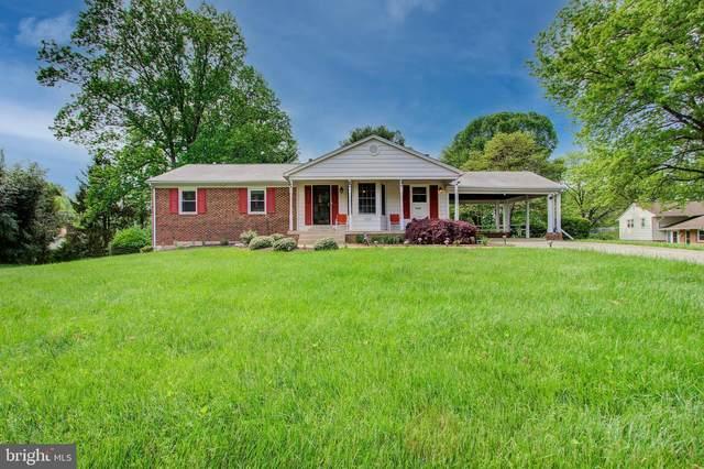 16428 Grande Vista Drive, DERWOOD, MD 20855 (#MDMC756526) :: Dart Homes