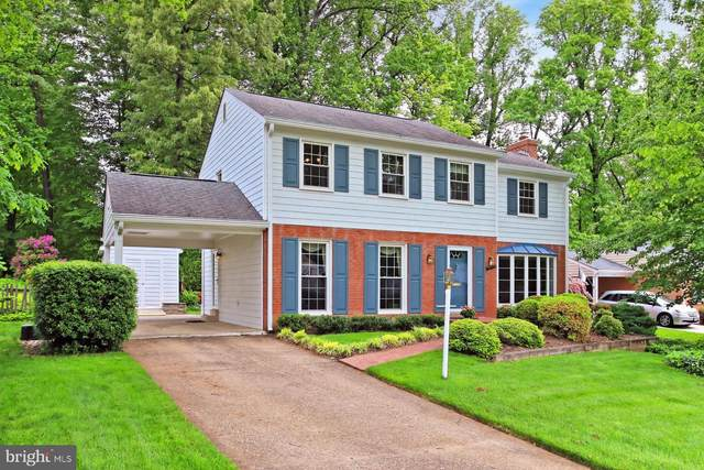 8214 Donset Drive, SPRINGFIELD, VA 22152 (#VAFX1198444) :: Ram Bala Associates | Keller Williams Realty